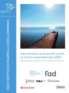 Índex Sintètic de Desenvolupament Juvenil Comparat a la Comunitat Valenciana 2020