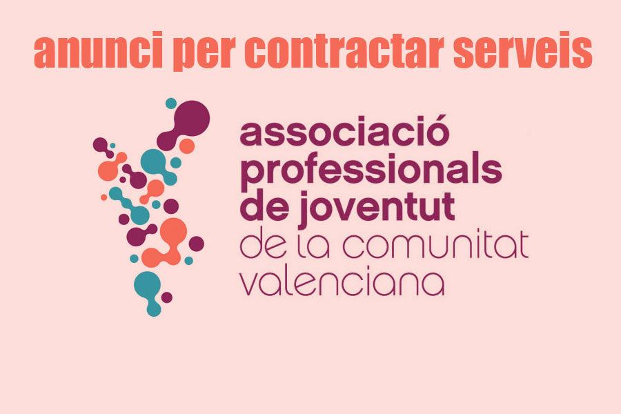 Anuncis per a contractació de serveis externs